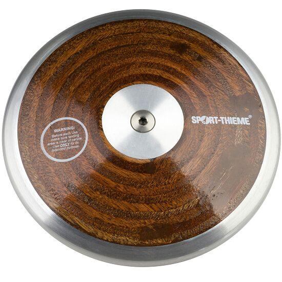 "Sport-Thieme® Wedstrijd-Discus ""Hout"" 2 kg"