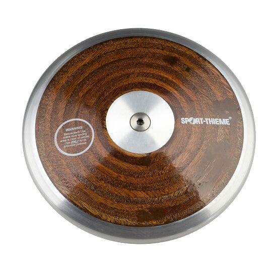 "Sport-Thieme® Wedstrijd-Discus ""Hout"" 0,75 kg"