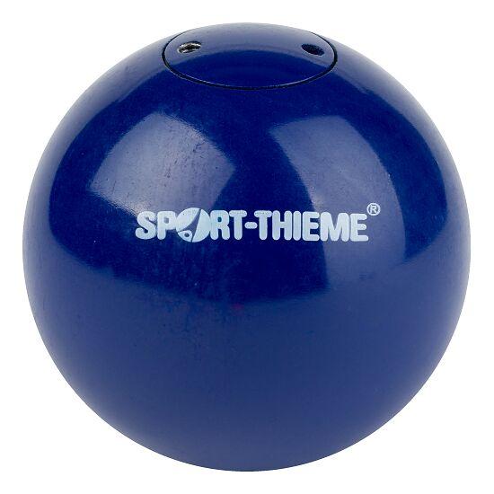 Sport-Thieme® Wedstrijd-Stootkogel getarreerd 2 kg, blauw, ø 80 mm