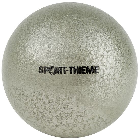 "Sport-Thieme® Wedstrijd-Stootkogel ""Gietijzer"" 3 kg, zilver, ø 95 mm"