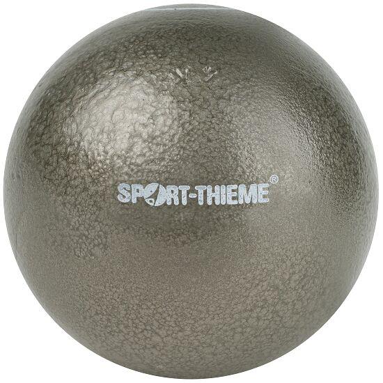 "Sport-Thieme® Wedstrijd-Stootkogel ""Gietijzer"" 4 kg, grijs, ø 102 mm"