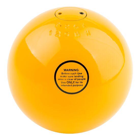 Sport-Thieme® Wedstrijd-Stootkogel 7,26 kg, geel, ø125 mm