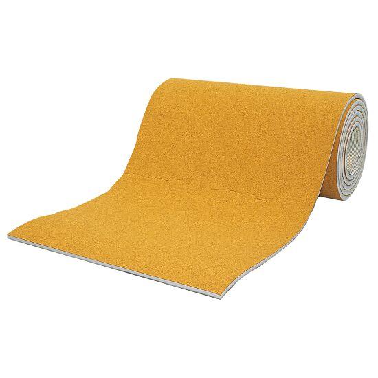 Sport-Thieme Wedstrijd vloerturnoppervlak 12x12 m Amber-geel, 25 mm, 1,5 m breed