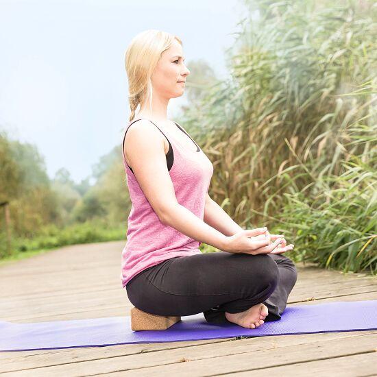Sport-Thieme® Yoga Blok Kurk