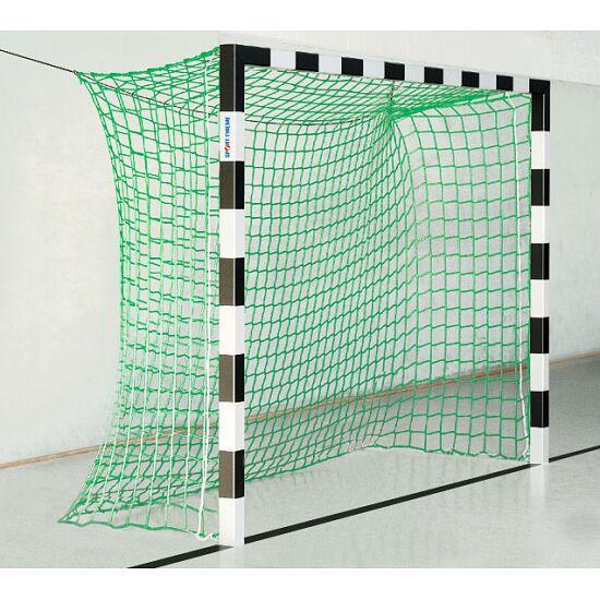 Sport-Thieme® Zaalhandbaldoel, 3x2 m, zonder netbeugels Zwart-zilver