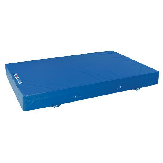 Sport-Thieme Zachte valmat Type 7 Blauw, 200x150x30 cm