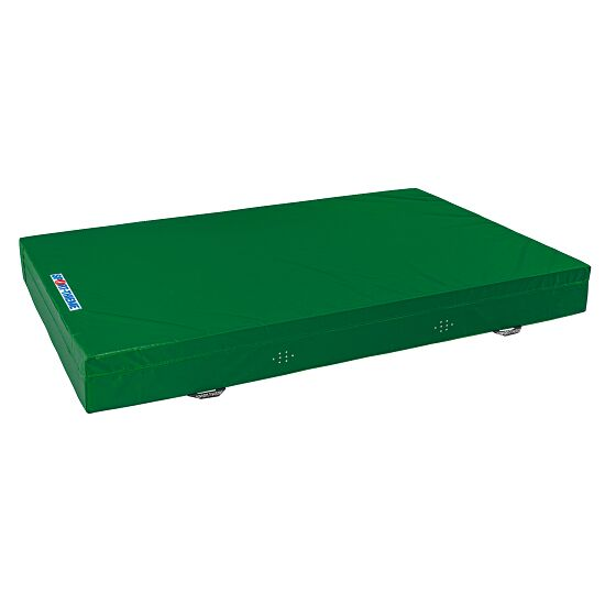 Sport-Thieme Zachte valmat Type 7 Groen, 200x150x30 cm