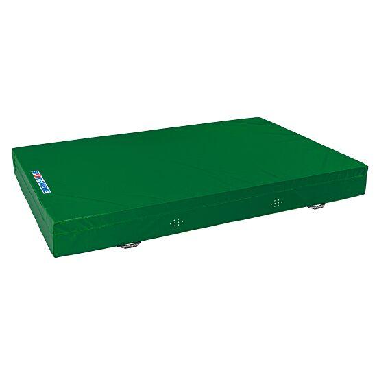 Sport-Thieme Zachte valmat Type 7 Groen, 350x200x30 cm