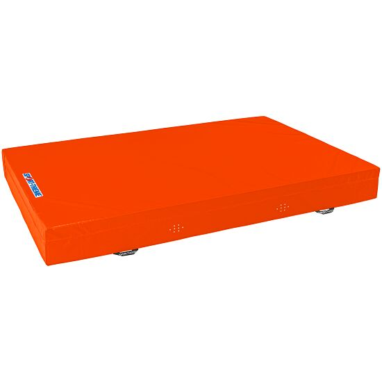 Sport-Thieme Zachte valmat Type 7 Oranje, 350x200x30 cm