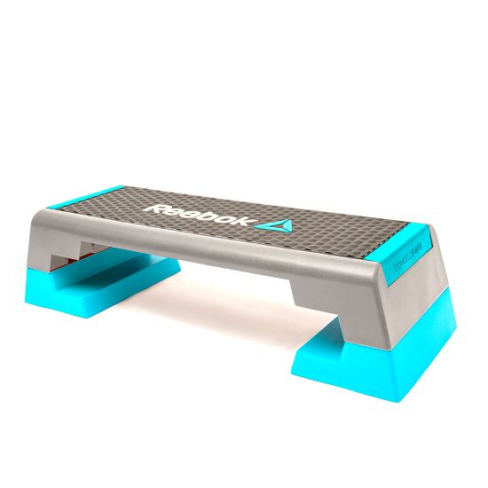Step Reebok® Semi-professionel, gris-cyan