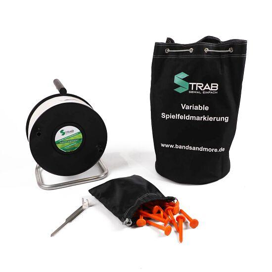 Strab Veldmarkering 75 m in een tas