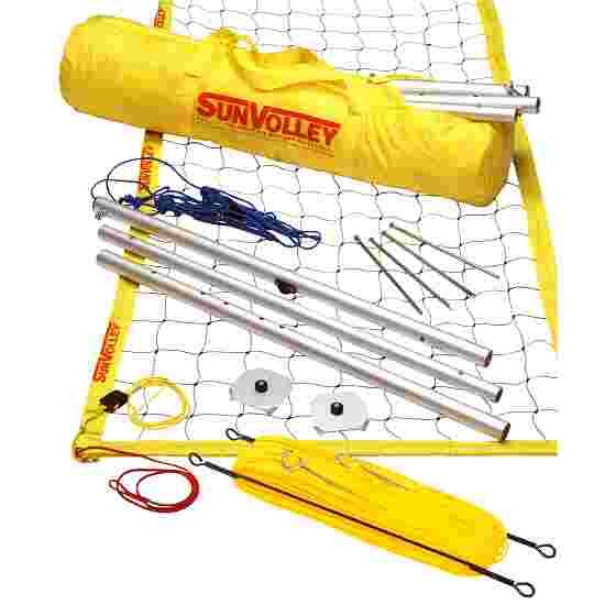 """SunVolley Beachvolleybalinstallatie """"Standard"""" Met speelveldmarkering, 9,5 m"""