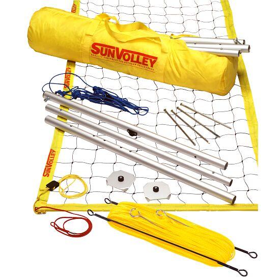 SunVolley Installation de beach-volley « Standard » Avec lignes de délimitation