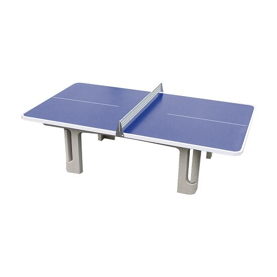 Table Sport-Thieme® en béton polymère « Champion » Bleu