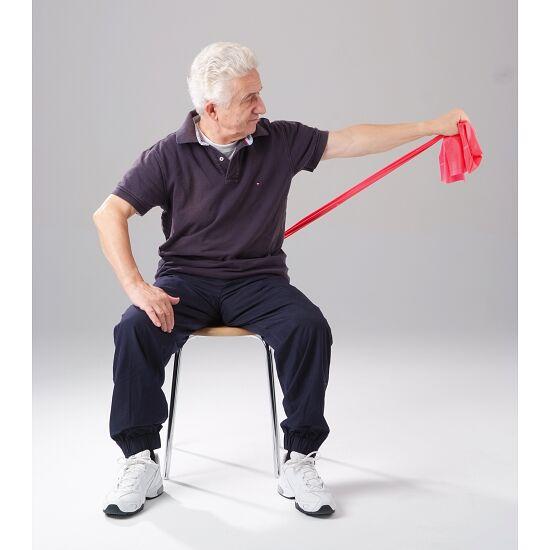 Tabouret de gymnastique avec barre de dossier