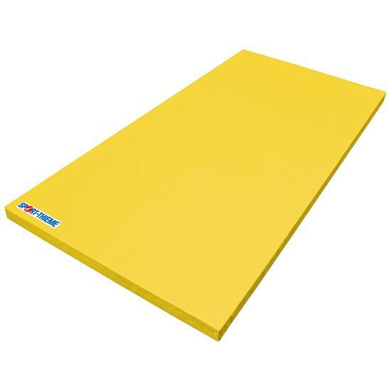 Tapis de gymnastique Sport-Thieme « Super léger » Jaune, 150x100x6 cm