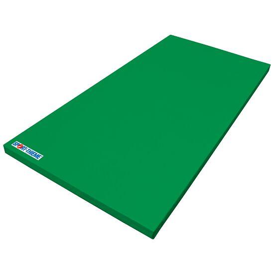 Tapis de gymnastique Sport-Thieme « Super léger » Vert, 150x100x6 cm