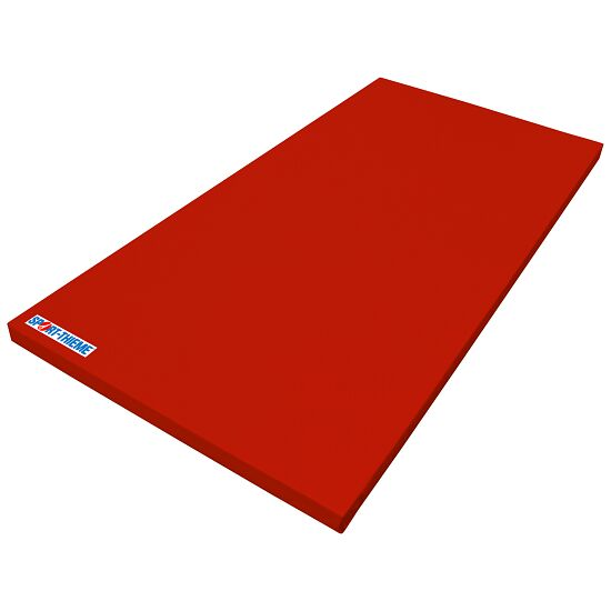 Tapis de gymnastique Sport-Thieme « Super léger » Rouge, 150x100x6 cm