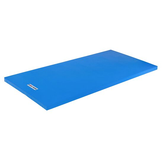 Tapis de gymnastique Sport-Thieme « Super léger » Bleu, 200x100x6 cm