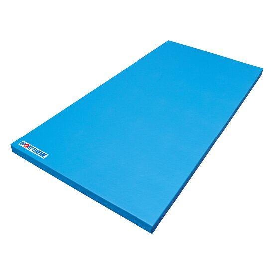 Tapis de gymnastique Sport-Thieme « Super léger » Bleu, 100x50x6 cm