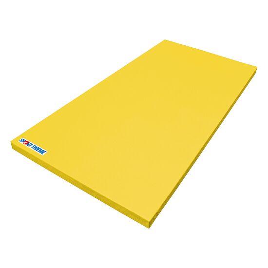 Tapis de gymnastique Sport-Thieme « Super léger » Jaune, 100x50x6 cm