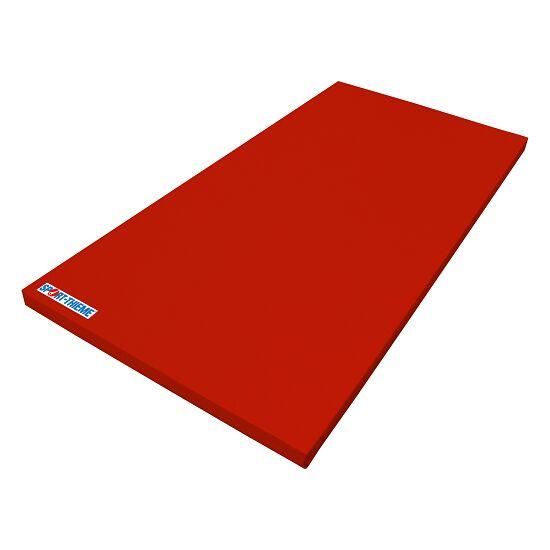 Tapis de gymnastique Sport-Thieme « Super léger » Rouge, 100x50x6 cm