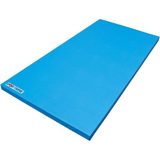 Tapis de gymnastique Sport-Thieme « Super léger » Bleu, 200x100x8 cm