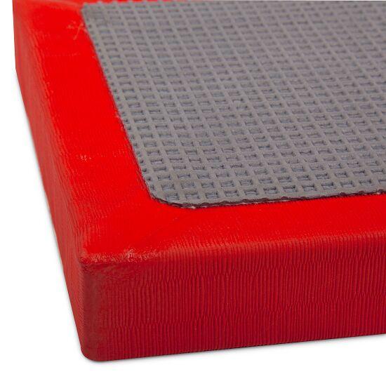 Tapis de judo / Tatami Dalle d'env. 100x100x4 cm, Rouge
