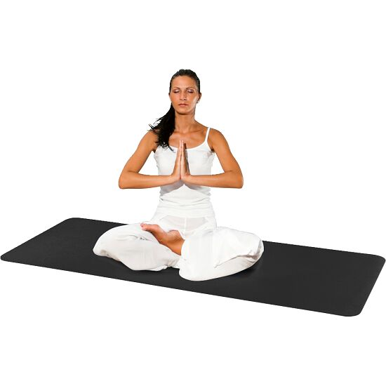 Tapis de yoga Sport-Thieme® « Exclusif » Noir