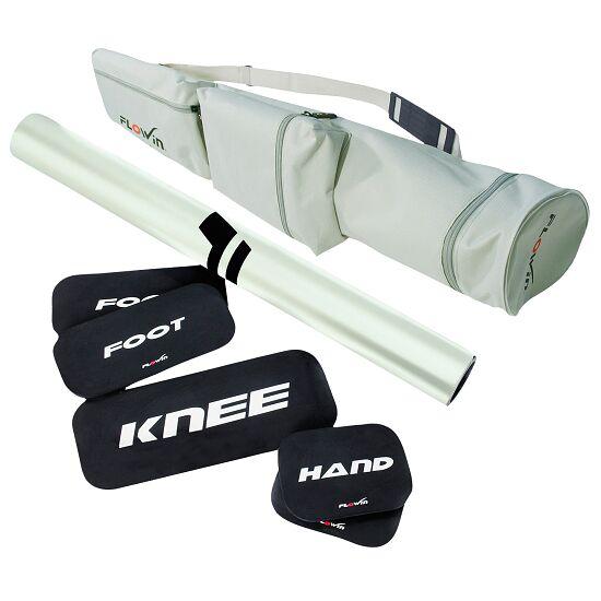 Tapis d'entraînement Flowin® avec accessoires Sport