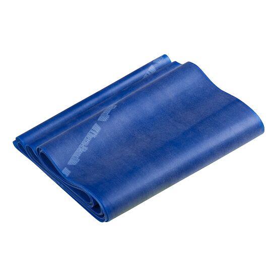 TheraBand™ 250 cm in opbergtasje met ritssluiting Blauw, extra sterk