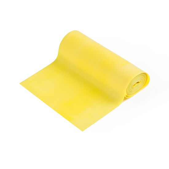 TheraBand™ 5,5 m Jaune, facile