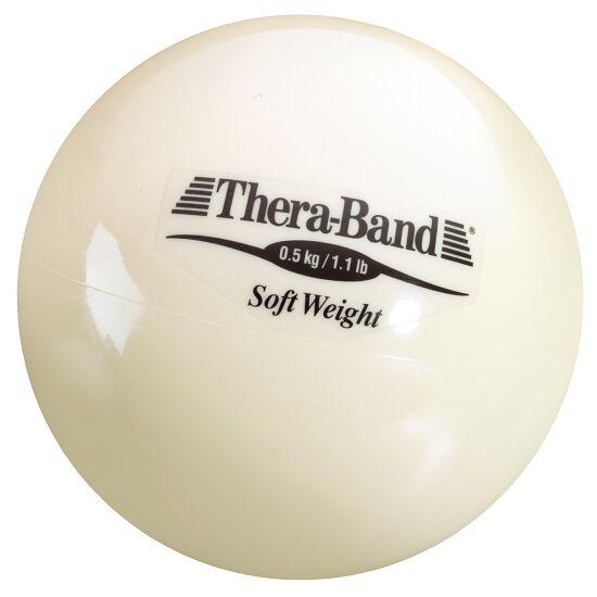 TheraBand™ Balle lestée Beige, 0,5 kg