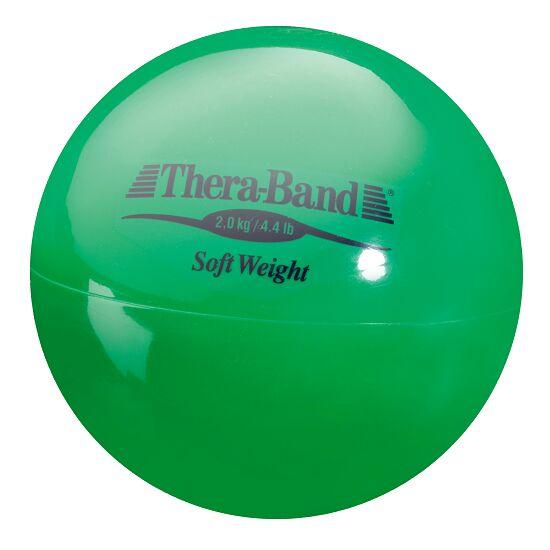 TheraBand™ Balle lestée Vert, 2 kg