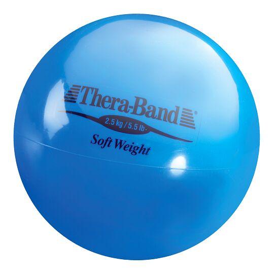 TheraBand™ Balle lestée Bleu, 2,5 kg