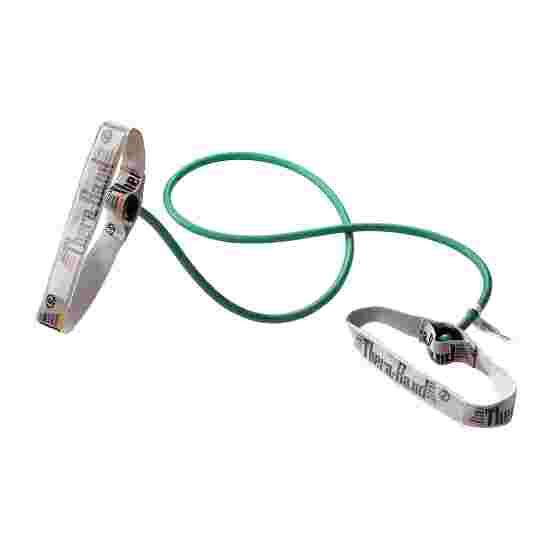 TheraBand Tube « Bodytrainer » 1,4 m avec poignées Vert, difficile