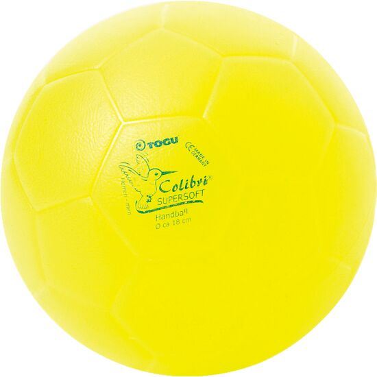 Togu® Colibri Supersoft Handbal Geel