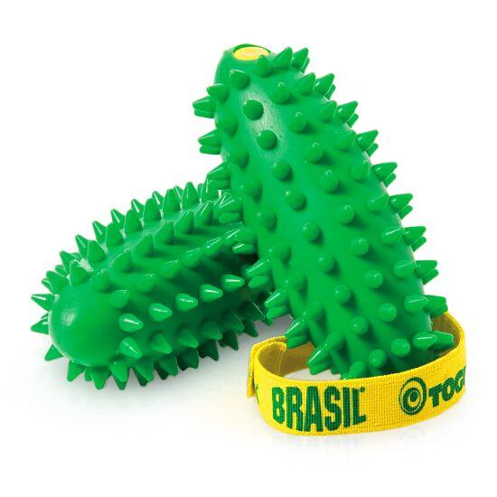 Togu Haltères d'entraînement des mains Brasil