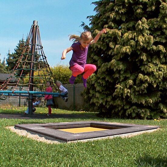 Trampoline pour enfants Eurotramp® «Kindergarten Mini » Toile de saut rectangulaire
