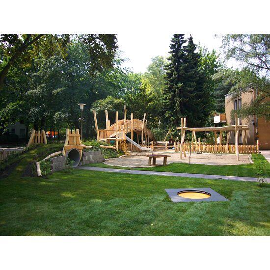 Trampoline pour enfants Eurotramp® «Kindergarten Mini » Toile de saut ronde