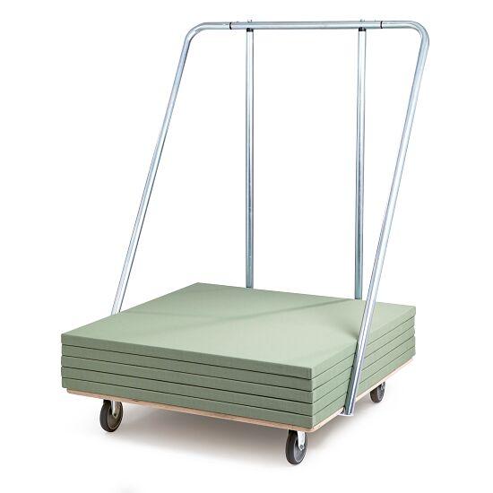 Transportwagen voor judomatten