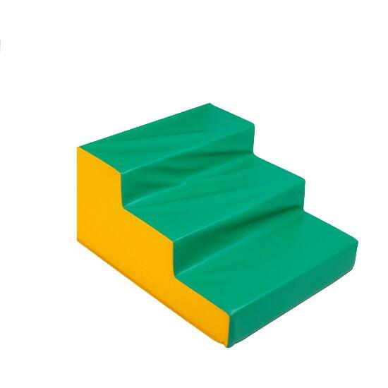 Trap Met 3 treden, 60x60x30 cm