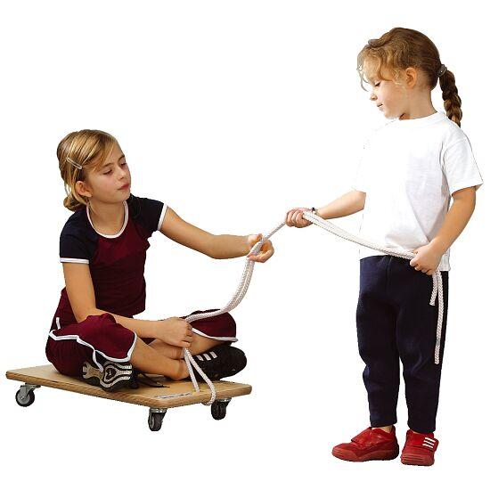 Trektouw voor rolplank