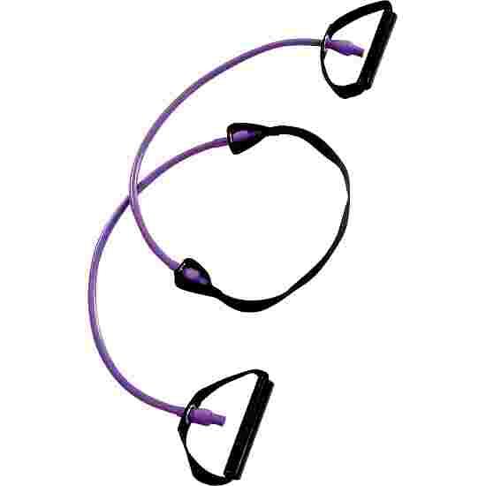Tube de fitness Sport-Thieme « Step » Violet, difficile