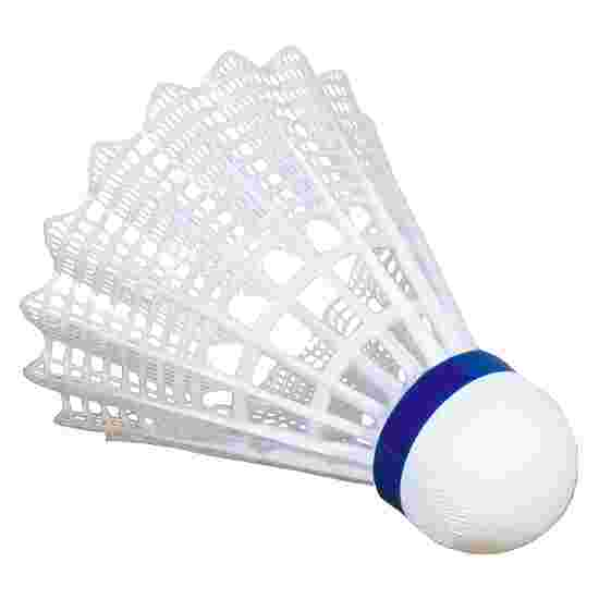 "Victor Badmintonshuttle ""Shuttle 2000"" Blauw, middel, wit"