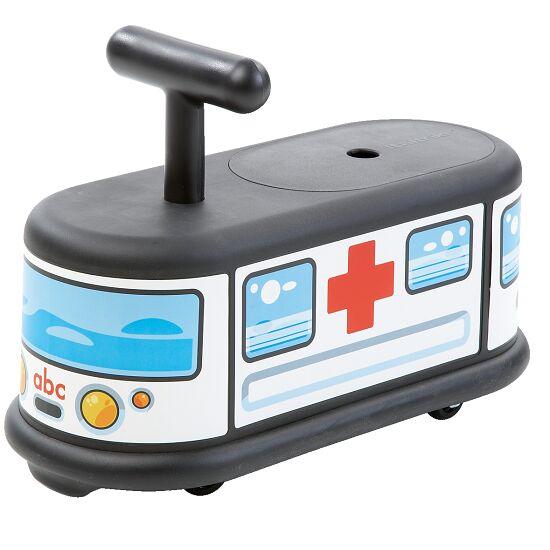 Voiture porteuse « Roi de la glisse » Ambulance
