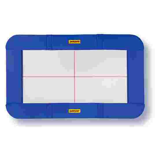 Volledige afdekking met framebescherming Voor trampoline Master
