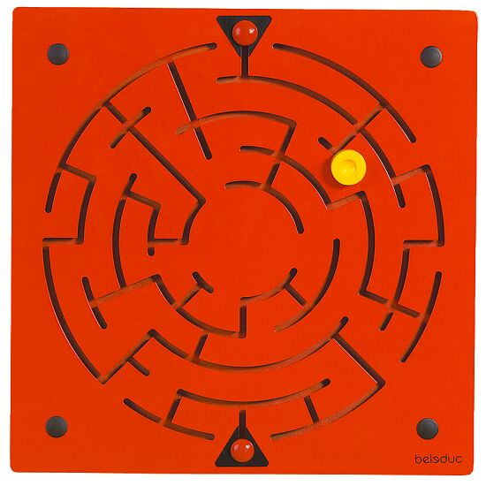 "Wandspeelobject ""Labyrinth"""