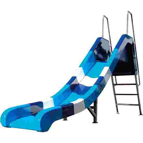 Waterglijbaan Blue-Wave