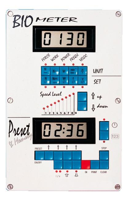 BioMeter® Sans logiciel
